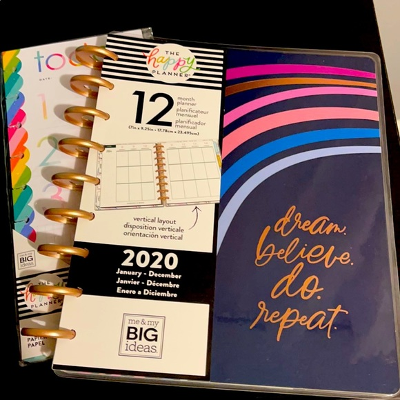 The Happy Planner 2020 + Gift!